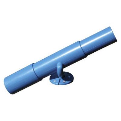 Blue Plastic Telescope