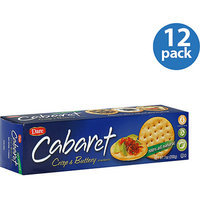 Dare Cabaret Crisp And Buttery Crackers