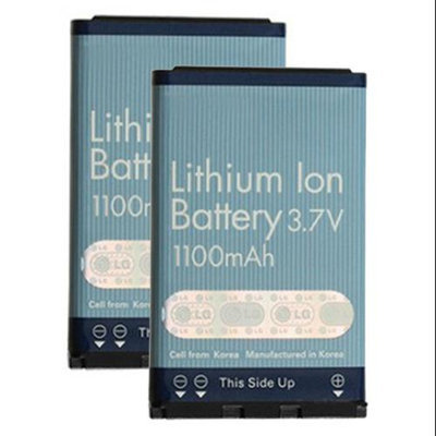 Replacement Battery for LG LGIP-A1100E (2 Pack)