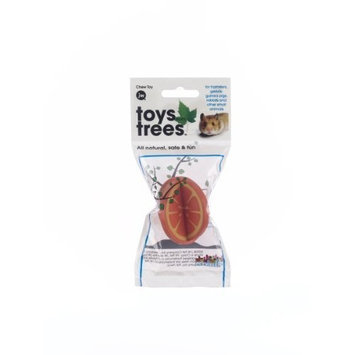 JW Pet Company Toys from Trees Orange Small Animal Toy, Small