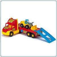 Wader Toys Transport Truck, Ages 3+, 1 ea