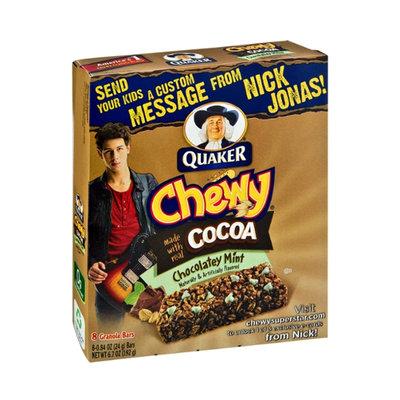 Quaker® Chewy, Chocolatey Mint