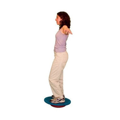CanDo Stability Trainer, Advanced, 16 Inch Platform and Balance Disc