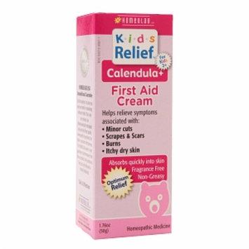 Homeolab USA Kids Relief Calendula+ First Aid Cream