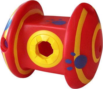Anima International Corp E Commerce Anima Treat Toy, Rolling Dumbbell - ANIMA INTERNATIONAL CORP E COMMERCE