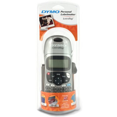 Sanford Corporation 1749027 Dymo LetraTag LT-100H Electronic Label Maker