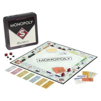 Monopoly Board Game - Nostalgia Edition Game Tin