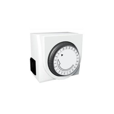 The Ncc Ny Llc 38448 2 Outlet Mechanical Timer