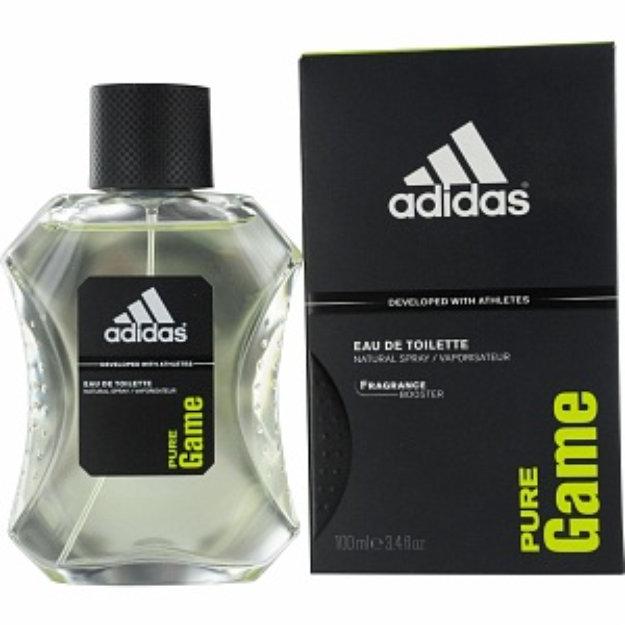 best half off coupon codes Adidas Pure Game Eau de Toilette Spray