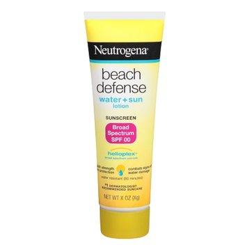 Neutrogena Beach Defense Sunscreen Lotion Broad Spectrum SPF 70