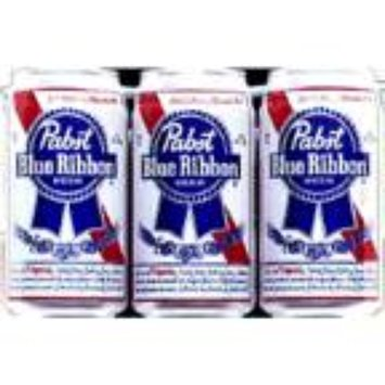 Pabst Blue Ribbon Of Cans