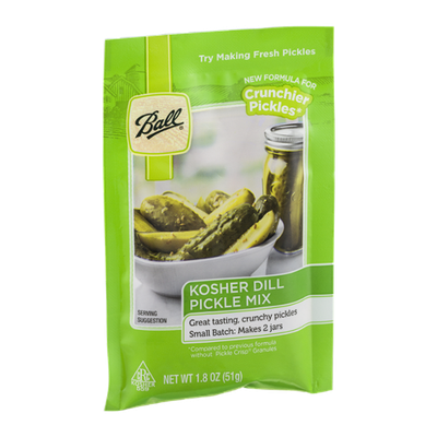 Ball Kosher Dill Pickle Mix