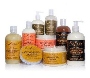 SheaMoisture Organic Hair and Body Care