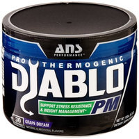 ANS Performance Diablo PM, R & R Sleep Formula with Fat Burning - 30 Servings