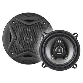 Monoprice 5-1/4 Inch 3-Way Car Speaker (Pair) - 60W