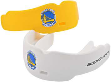 Bodyguard Pro NBA Youth Mouth Guard Team: Golden State Warriors