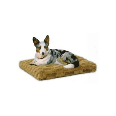 MIDWEST HOMES for PETS 277251 Quiet Deluxe Mosaic Bed, 40 by 27-Inch, Cappuccino