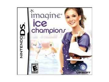 Ubisoft Imagine Ice Champions - Nintendo Ds (ubisoft 16507)