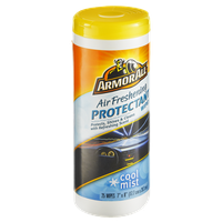Armor All Air Freshening Cool Mist Protectant Wipes - 25 CT