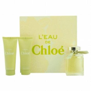 Parfums Chloe L'Eau De Chloe Gift Set for Women, 3 Piece, 1 set