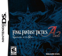 Nintendo Final Fantasy Tactics A2: Grimoire of the Rift