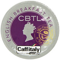 CBTL English Breakfast Tea Capsules By The Coffee Bean & Tea Leaf, Net Wt. 32.5g, 10 Count Box