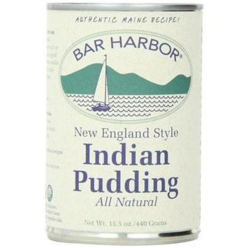 Bar Harbor All Natural Indian Pudding, 15.5-Ounce Cans (Pack of 6)