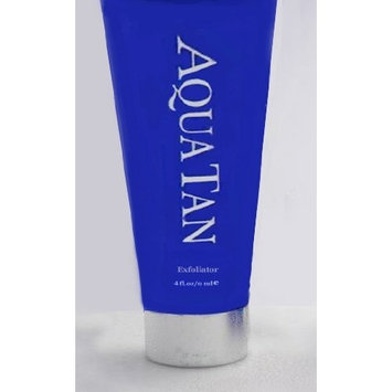 AQUA TAN EXFOLIATING WASH, SELF TANNING PREP