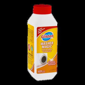 Glisten Washer Magic Machine Cleaner & Deodorizer