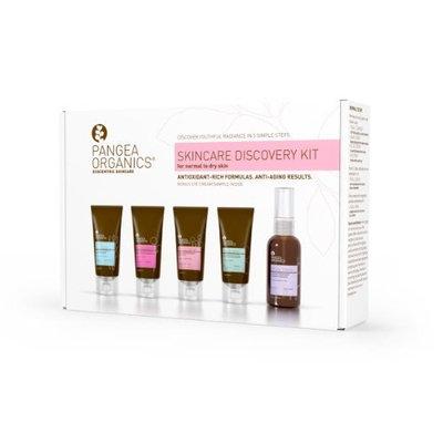 Pangea Organics Skincare Discovery Kit (Dry/Mature)