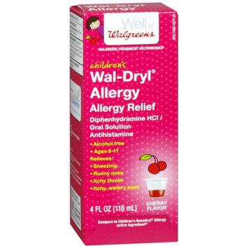 Walgreens Wal-Dryl Children'S Allergy