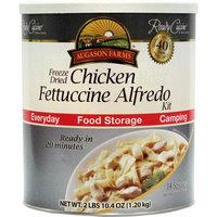 Augason Farms Emergency Food Freeze Dried Chicken Fettuccine Alfredo Meal Kit, 42.4 oz