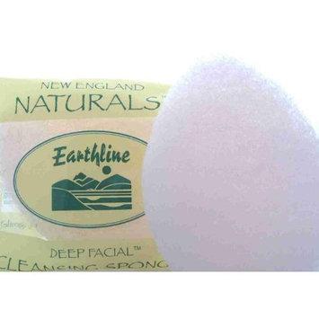 New England Naturals England Naturals Deep Facial Cleansing Buffing Sponge
