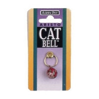 Petmate Aspen Pets Aristo-Cat Bell Color: Printed