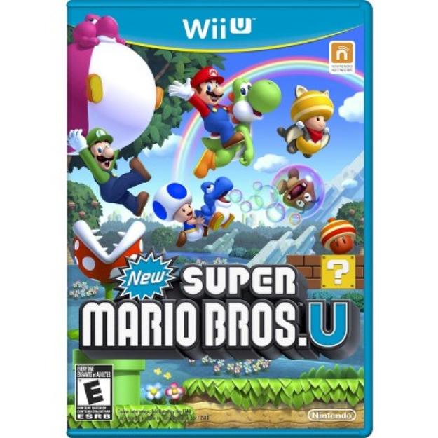 New Super Mario Bros. U (Nintendo Wii U)