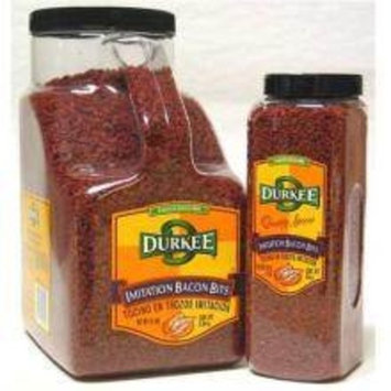 Tone Brothers Durkee Bacon Bit Imitation, 16 Ounce -- 6 Per Case