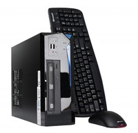 Sitoa Corp Mainstream Mini Desktop: Intel Core i3-4150 3.5Ghz, 4GB DDR3, 500GB, Windows 7 Home Premium