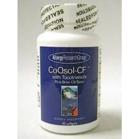 Allergy Research Group - CoQsol-CF with Tocotrienols 30 gels Health and Beauty