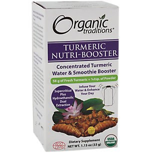 Organic Traditions Turmeric Smoothie Booster