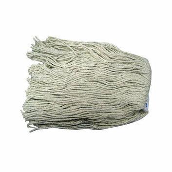 Mops & Brooms Mops & Brooms Mops & Brooms Mops & Brooms Saddle Mop Heads - 20 oz cotton mophead (Set of 12)