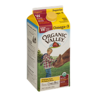 Organic Valley Whole Omega-3 Milk