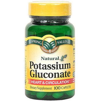 Spring Valley Natural Heart & Circulation Potassium Gluconate