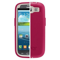 Otterbox Defender Cell Phone Case for Samsung Galaxy S III - Pink (77-