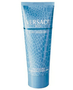 Versace Man Eau Fraiche Bath and Shower Gel Tube