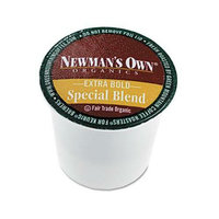 Green Mountain Coffee Roasters Newman's Own Special Blend Extra Bold K-Cups