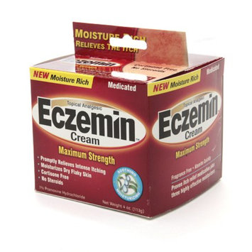 Eczemin Topical Analgesic Cream