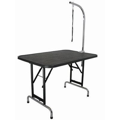 Dercin 42-Inch by 24-Inch Grooming Table w/ Folding Legs