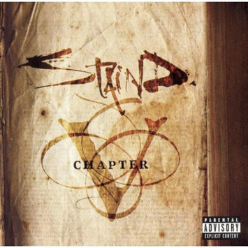 Atlantic/q Records CHAPTER V BY STAIND (CD)