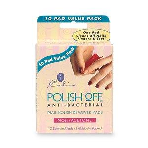 Polish-Off Nail Polish Remover Pads