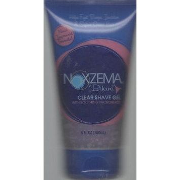 Noxzema Bikini Clear Shave Gel, 5 Oz. Tube